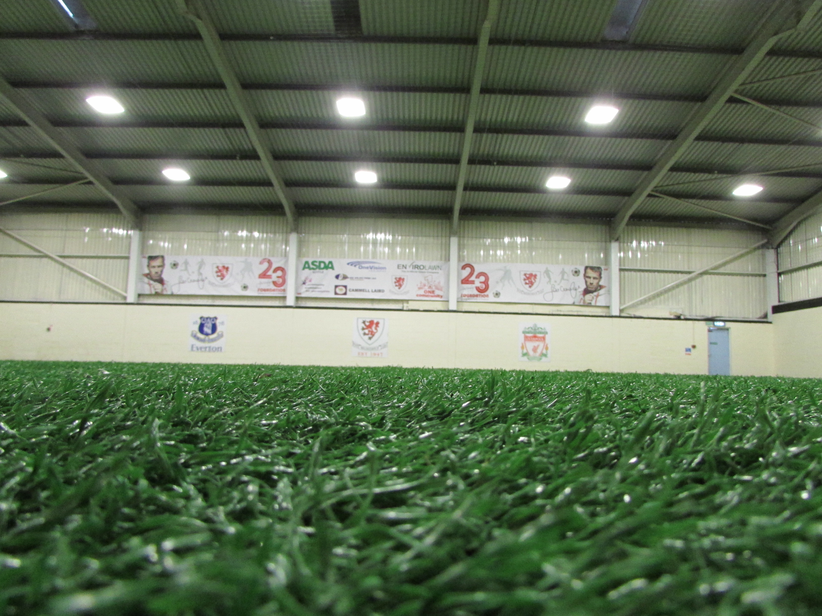 3G pitch at Brunswick Youth and Community Centre